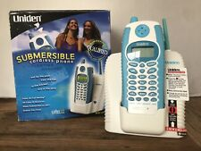 Teléfono Inalámbrico Uniden Sumergible 900 Mhz