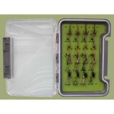32 Goldhead Nymph in a Troutflies Silicone Insert Box - Named flies, Fly Fishing