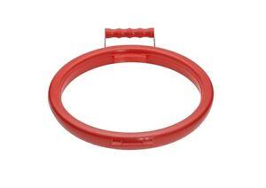 RED HANDY HOOP / RING, BLACK SACK, BIN BAG HOLDER, REFUSE PLASTIC WITH HANDLE