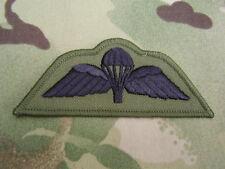 Parachute Regiment/Airborne Combat Jacket/Shirt OG Para Wings Sew On Patch/Badge