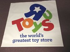 Toys R Us Vinyl Banner 47x48 from Store #8369 in Newport News, VA