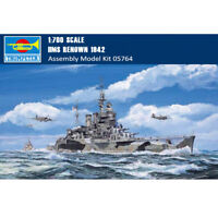 Trumpeter 05764 1/700 HMS Battle Cruiser Renown 1942 Plastic Assembly Model Kits