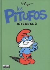 PITUFOS EDICIÓN INTEGRAL 3. NUEVO. Nacional URGENTE/Internac. económico. COMIC Y