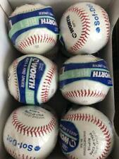 "Worth Baseballs RIF-1S - 1 Case/ 10 Dozen New in case and wrapped 9"" 5 oz"