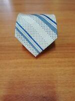YvesSaintLaurent SETA SILK SOIE Cravatta Tie Cravate Krawatte corbata Uomo