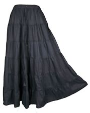 Lagenlook Boho Long Skirt Petticoat Underskirt Size 10 12 14 16 18 20 22 24