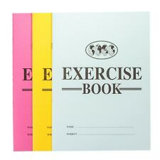 20 X A4 Exercise Book Lined Paper School Work Children Kids Handwriting Practice