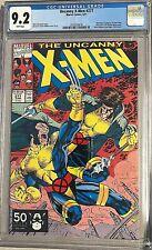 Uncanny X-Men #277 - CGC 9.6