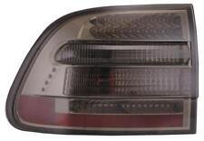 Indietro Posteriore Coda Luci per Porsche Cayman (03-06), in fumo COPPIA LED
