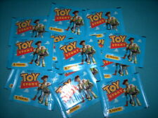 Lot 10 pochettes packets 50 stickers Toy Story PANINI