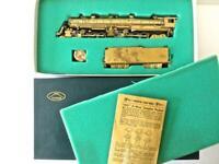 NEW HO Brass Fujiyama Northern Pacific Class Z.5 Yellowstone 2-8-8-4 Loco/Tender
