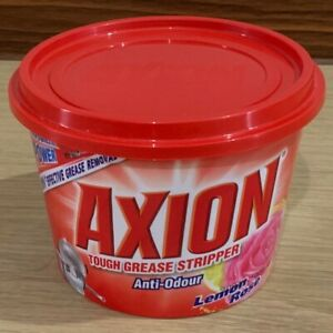 Dish-washing Paste AXION Anti-Odor (Lemon Rose Scent) 750g