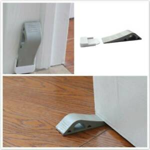 Door Stop Wedge Jammer Stopper Home Decor Kids Baby Children Safety SA