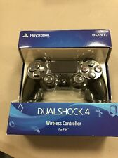 SONY Dual shock 4 Wireless Controller For PlayStation 4 - Jet Black