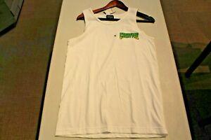 Creature Logo Tank Top T-Shirt White Sizes XL, Small