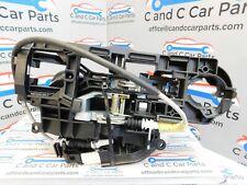 BMW 5 Series Driver side rear door lock solenoid motor  7202147 F10 12/9