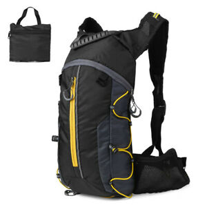 Foldable Cycling Backpack Lightweight Outdoor Sports Bike Riding Hydration A3C4