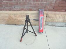 """stitz 3 section compact camera tripod T-90BX 41-1/2"""" tall photography with box"""