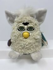 Vintage 1999 Original Furby Baby White Sheep Green Eyes With Tags