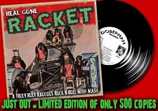 REAL GONE RACKET - RAUCOUS ROCK N ROLL MISH MASH - ROCKABILLY & ODDBALL ROCKERS!