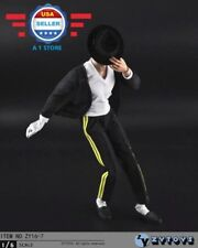 1/6 scale Michael Jackson Billie Jean clothes suit set for 12'' Male Figure