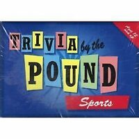 Trivia by the Pound - Sports by Vintage Sports Cards