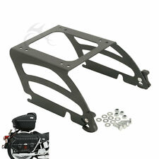 Detachable Solo Tour-Pak Luggage Mounting Rack For Harley Softail Deluxe Fat Boy