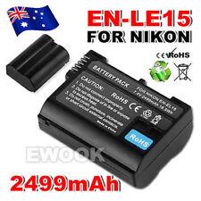 OZ G Backup for Nikon EN-EL15 Battery Camera ENEL15 P7000 D7100 D800 D800E D600