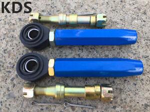 Adjust Tie Rod Ends Arms fits 96-06 Subaru Impreza WRX GD GC8 STi 22B GDA/B P1