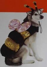 LED light up bee Pet Dog Costume Size Medium NWT Halloween