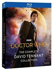 Doctor Who: Complete David Tennant (REGION A Blu-ray New)