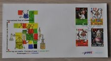 CURACAO 2011  FDC 011  ++ CHEMISTRY CHEMIE RABBIT  ++  MNH POSTFRIS **