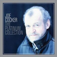 JOE COCKER (THE PLATINUM COLLECTION - GREATEST HITS CD SEALED + FREE POST)