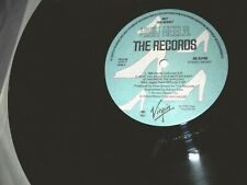 "THE RECORDS High Heels 12"" VINYL ep RARE PROMO ONLY 1979 record UK Virgin VDJ29"