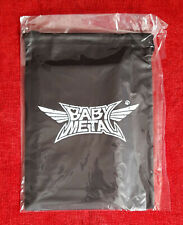 More details for brand new official - babymetal white logo picnic / leisure sheet + free uk p&p