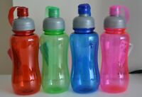 Children Water Bottle School Lunch Sports Kids Juice Drinks Boys Girls Bottle UK