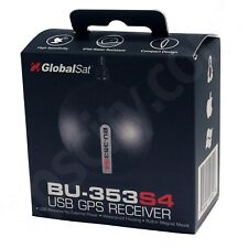 US GlobalSat BU-353-S4 SiRF Star IV USB GPS Receiver