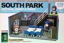 McFARLANE SOUTH PARK - CARTMANS BASEMENT DeLUXE CONSTRUCTION SET - BAUSSET