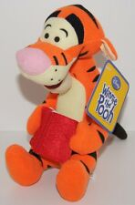 Disney WINNIE THE POOH - TIGGER Soft Toy Doll 19cm BNWT