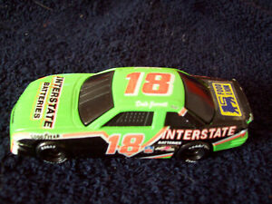 DALE JARRETT #18 INTERSTATE BATTERIES 1991 NASCAR CHEVY 1:64 scale pre-owned