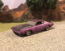 1971 Dodge Charger Custom Weathered Rusty Barn Find 1/64 Diecast Car Rusty M2