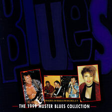 + 1999 MUSTER BLUES COLLECTION/VAR ARTISTS-kevin borich,phil manning,jan preston