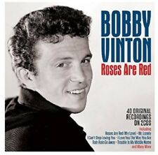 BOBBY VINTON - ROSES ARE RED  2 CD NEW+