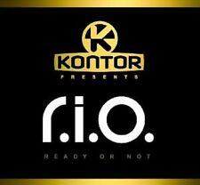 R.I.O. - KONTOR PRESENTS R.I.O.-READY OR NOT 3 CD NEU