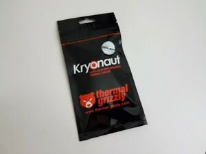 Brand NEW Thermal Grizzly Kryonaut Thermal Grease 1g