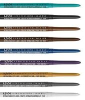 NYX Retractable Eye Liner - 9 Shades Available