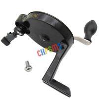 1SET manivelle digne de la machine à coudre à pédale Singer avec roue à rayons