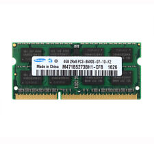4GB 2RX8 PC3-8500 DDR3-1066MHz Laptop Memory iMac 21.5 and 27-inch, Late 2009