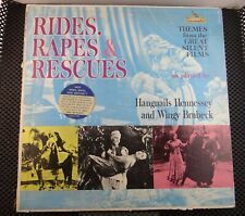 Rides, Rapes & Rescues: Themes From The Great Silent Films (Liberty ‎– LRP 3185)