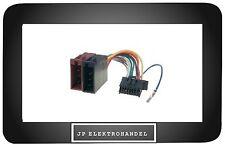 PIONEER  ISO  Adapter DEH-1400UB DEH-1400UBB DEH-1420UB DEH-2400UB DEH-3400UB